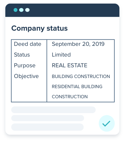 An example of a company status report in Philippines